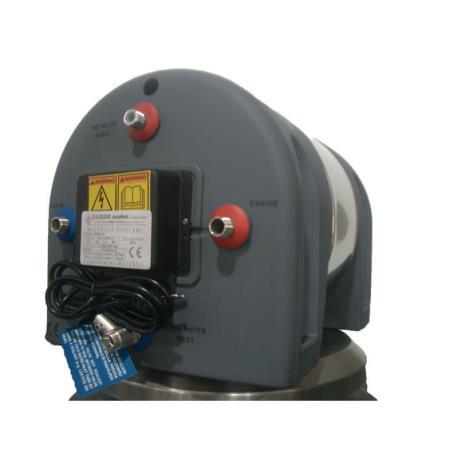 Ναυτιλιακός Θερμοσίφωνας, Sigmar, Compact Inox, 60lt