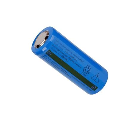 Μπαταρία λιθίου 26650-5000mΑh με προστασία_e-sea.gr