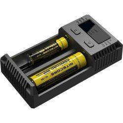 Φορτιστής NITECORE i2 μπαταριών λιθίου, Ni-MH
