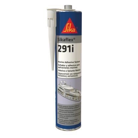Πολυουρεθάνη 1 συστατικού, 300ml, Sikaflex 291 λευκή_e-sea.gr