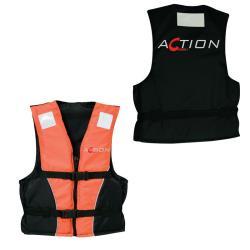Action Πλευστ.Βοηθ.Ενηλ.50N,ISO 12402-5_70-90kg_e-sea.gr