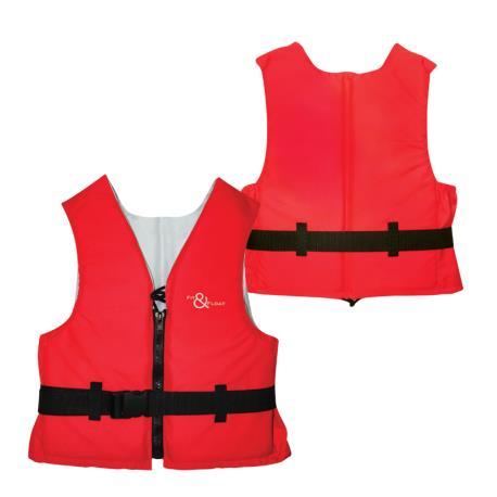 Fit&Float Πλευστικό Βοήθημα, Ενηλ. 50N, ISO 12402-5, 90+ kg,κόκκ_e-sea.gr