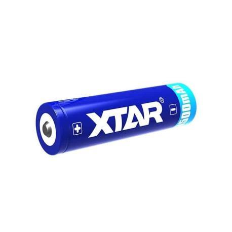 XTAR 18650 3500mAh Μπαταρία με προστασία_e-sea.gr