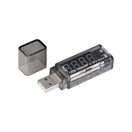 XTAR USB Detector Μετρητής_e-sea.gr