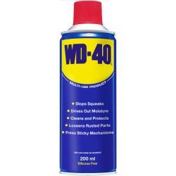 Αντισκωριακό λιπαντικό σπρέι WD-40 200ml