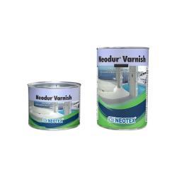 Βερνίκι γυαλιστερό πολυουρεθάνης Neodur Varnish A+B 1kg Neotex