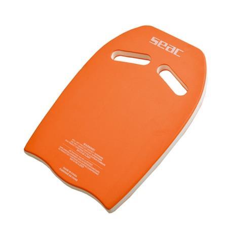 Σανίδα κολύμβησης Seac Kickboard πορτοκαλί_e-sea.gr