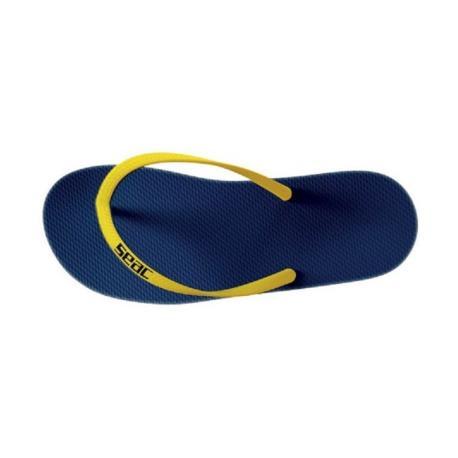 Σαγιονάρες Seac Ohau μπλε/κίτρινο_e-sea.gr