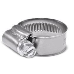 Σφιγκτήρας Inox 304 πλάτ. 9mm διάμ. 16-27mm Nuova Rade