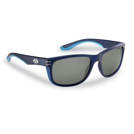 Γυαλιά ηλίου polarized Flying Fisherman Double Header Black Smoke_e-sea.gr