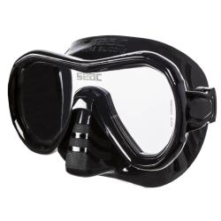Μάσκα σιλικόνης Giglio MD μαύρη Seac_e-sea.gr