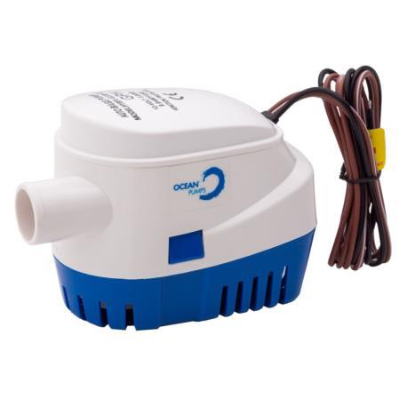 Αντλία σεντίνας αυτόματη 600GPH 12V Ocean Pumps_e-sea.gr