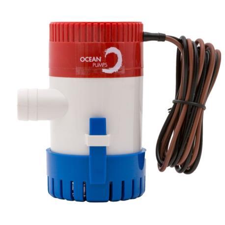 Αντλία σεντίνας 1100GPH 12V Ocean Pumps_e-sea