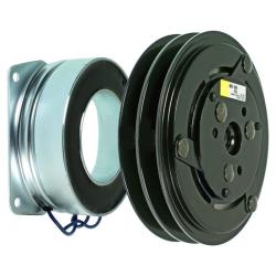 Ηλεκτρομαγνητική τροχαλία (Κλάτς) 12V 6/150mm_e-sea.gr