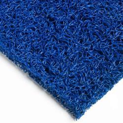 Ταπέτο PVC spaghetti χωρίς υπόστρωμα 15mm 1.22m μπλε_e-sea.gr