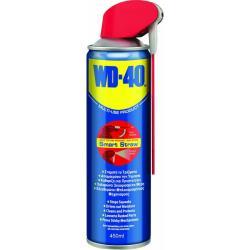 Αντισκοριακό λιπαντικό WD-40 Smart Straw Multi-Use 450ml_e-sea.gr