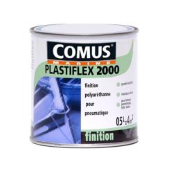 Χρώμα για φουσκωτά σκάφη Plastiflex 2000 0.5lt Comus