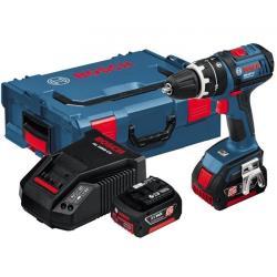 Δραπανοκατσάβιδο κρουστικό μπαταρίας GSB 14,4 V-LI Pro 060186700E Bosch