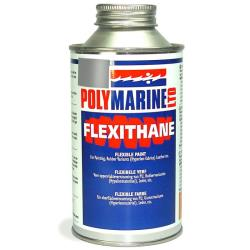 Χρώμα για ύφασμα Hypalon Flexithane 500ml Polymarine
