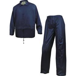 Αδιάβροχο σύνολο σακάκι-παντελόνι EN400 μπλε σκούρο Delta Plus