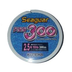Πετονιά 100% fluorocarbon Super Soft Seaguar 300m_e-sea.gr