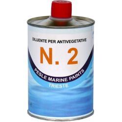 Διαλυτικό Νο2 για υφαλοχρώματα 0.5lt