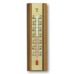 Θερμόμετρο εσωτερικού χώρου Ξύλινο/Μεταλλικό 12.1014 TFA_e-sea.gr