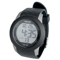 Καταδυτικό ρολόι Chronos μαύρο Seac