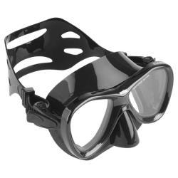 Μάσκα σιλικόνης Capri μαύρη Seac_e-sea.gr