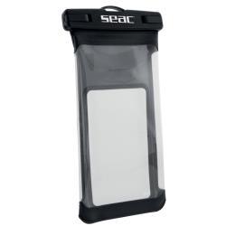 Θήκη κινητού 6 ίντσες στεγανή μαύρη Seac