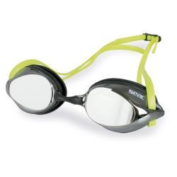 Γυαλάκια κολύμβησης Ray μαύρο/κίτρινο Seac