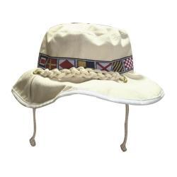 Καπέλο από καραβόπανο Lalizas_e-sea.gr