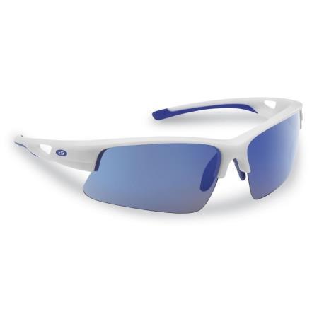 Γυαλιά Moray 7871WSB λευκά/μπλέ φακό Flying Fisherman_e-sea.gr
