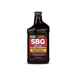 Καθαριστικό λάσπης καυσίμου SBG 946ml FPPF