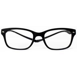 Γυαλιά πρεσβυωπίας με μαγνήτη λαιμού μαύρα