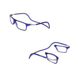 Γυαλιά πρεσβυωπίας Profi με μαγνήτη μπλε