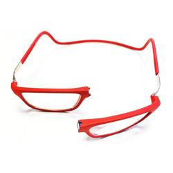 Γυαλιά πρεσβυωπίας Profi με μαγνήτη κόκκινα