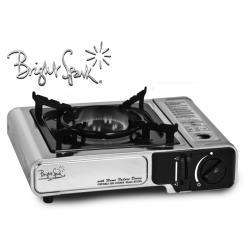 Φορητή εστία γκαζιού inox BS100 Bright Spark