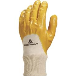 Γάντια εργασίας νιτρίλιο/βαμβάκι NI015 Delta Plus_e-sea.gr