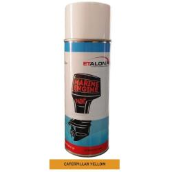 Χρώμα σπρέι Caterpillar Yellow 400ml Etalon