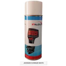Χρώμα σπρέι Johnson Evinrude White 400ml Etalon