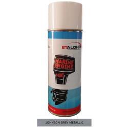 Χρώμα σπρέι Johnson Grey Metallic 400ml Etalon