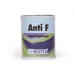 Υφαλόχρωμα αυτοκαθαριζόμενο Anti F 1lt μπλέ Neotex