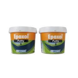Εποξικός στόκος Α+Β Epoxol Putty 1kg Neotex