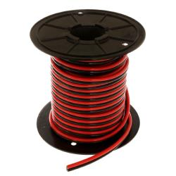 Καλώδιο marine κόκκινο μαύρο 2x1.5mm Pacer_e-sea.gr