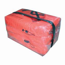 Αδιάβροχη τσάντα σωσιβίων Ν1 Lalizas