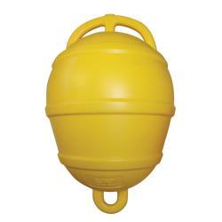 Σημαδούρα αγκυροβολίου σκληρού πλαστικού 250mm κίτρινη_e-sea.gr