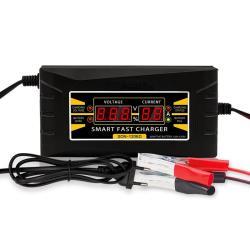 Φορτιστής μπαταριών ψηφιακός αυτόματος 5Α SON-1206D