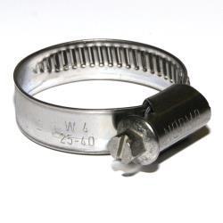 Σφιγκτήρας inox 316 W4 πλάτος 12mm διάμ 25-40mm Norma