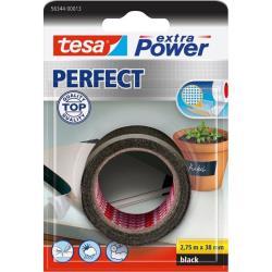 Ταινία Extra Power Perfect 2.75m 38mm μαύρη Tesa